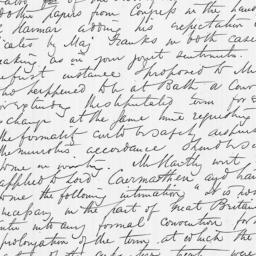 Document, 1784 April 11