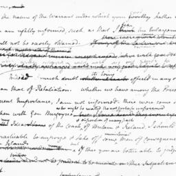 Document, 1781 May 2