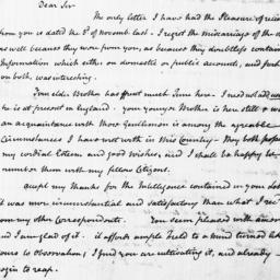 Document, 1783 February 15