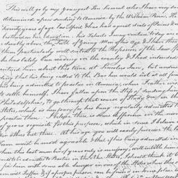 Document, 1795 August 15