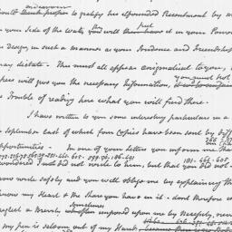 Document, 1781 November 10