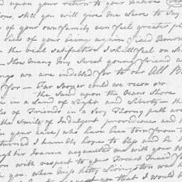 Document, 1784 October 14