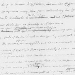 Document, 1780 November 22
