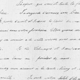 Document, 1818 February 23
