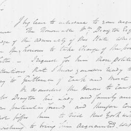 Document, 1786 August 06