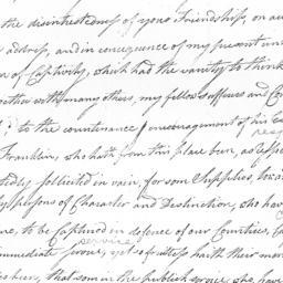 Document, 1781 August 24