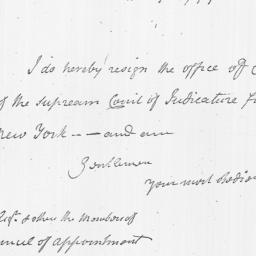 Document, 1779 August 18