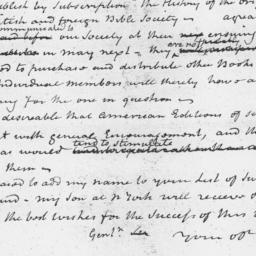 Document, 1816 December 05