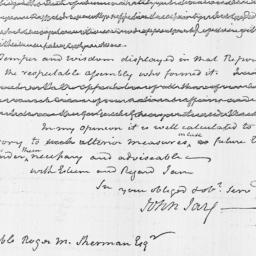 Document, 1815 January 31