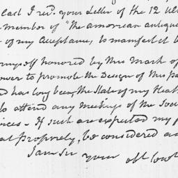 Document, 1814 August 02
