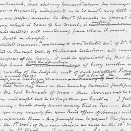 Document, 1813 April 14