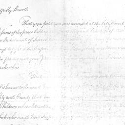 Document, 1801 December n.d.