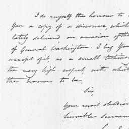 Document, 1800 January 20