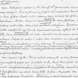 Document, 1782 January 09