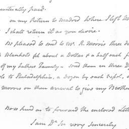 Document, 1781 September 5
