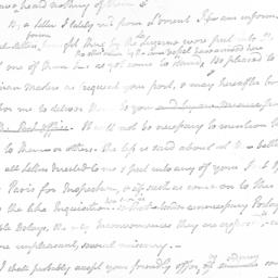 Document, 1781 January 21