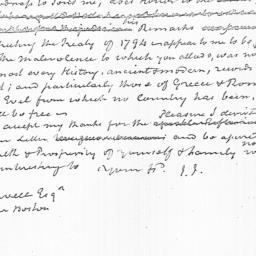 Document, 1822 May 20