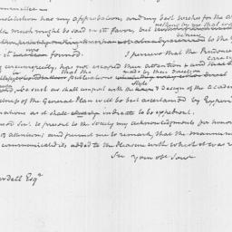 Document, 1820 December 28