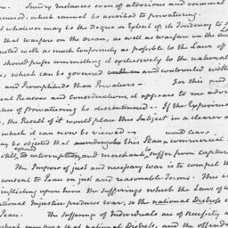 Document, 1819 June 21