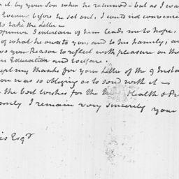 Document, 1819 June 15