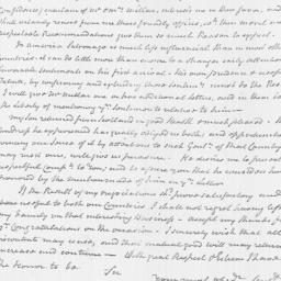 Document, 1795 February 28