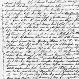 Document, 1805 April 02