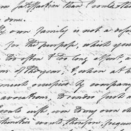 Document, 1803 January 04
