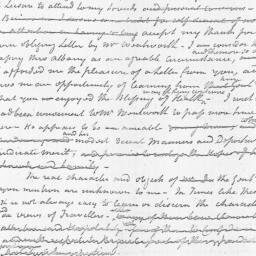 Document, 1800 April 23