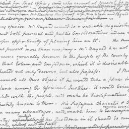 Document, 1799 January 21