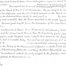 Document, 1797 January 26