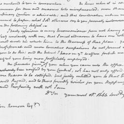 Document, 1796 May 12