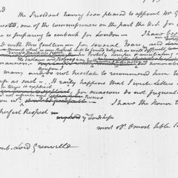 Document, 1796 May 10