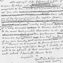Document, 1796 May 09