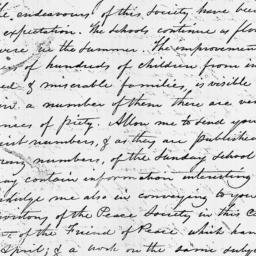 Document, 1817 January 31