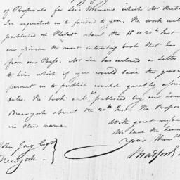 Document, 1812 October 06