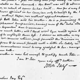 Document, 1811 August 20