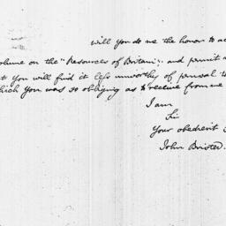 Document, 1811 March 20