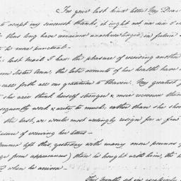 Document, 1812 March 05