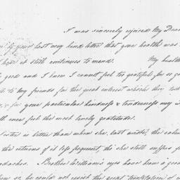 Document, 1809 February 06