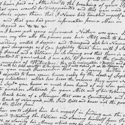 Document, 1794 November 10