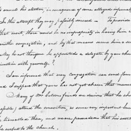 Document, 1812 August 27