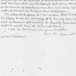 Document, 1812 August 31