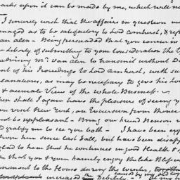 Document, 1819 July 12