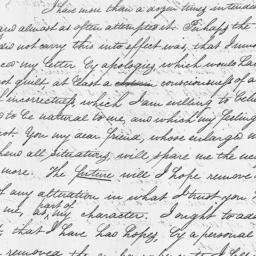 Document, 1811 March 25