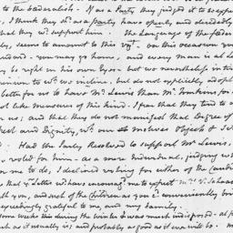 Document, 1807 May 04