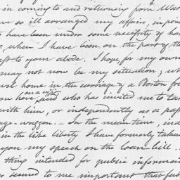 Document, 1814 April 14