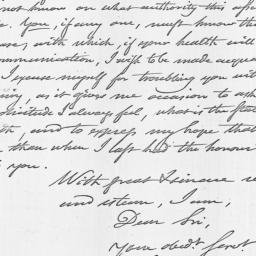 Document, 1811 February 05