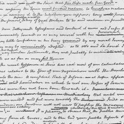 Document, 1797 November 13