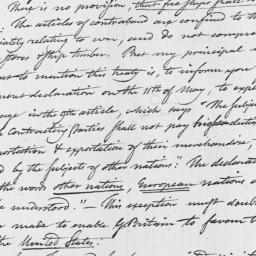 Document, 1797 October 28