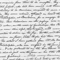 Document, 1796 October 26